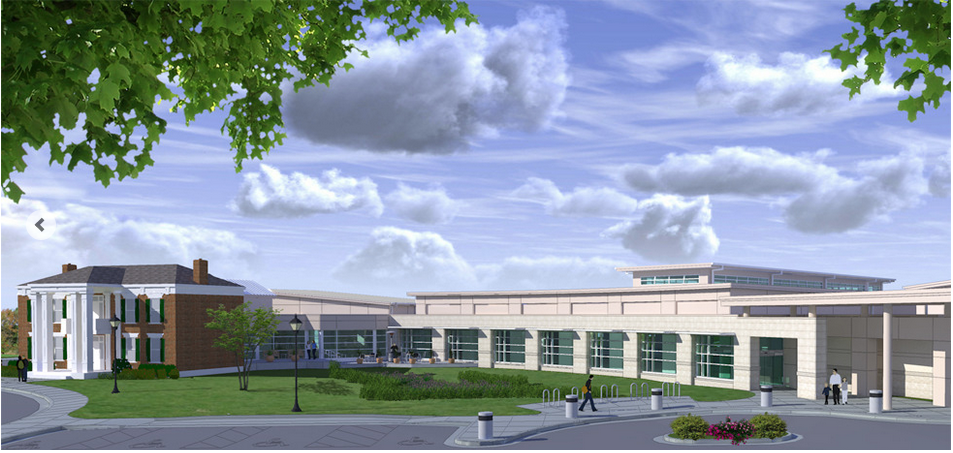 delightful springfield architects #4: 2012 LEED Silver Library