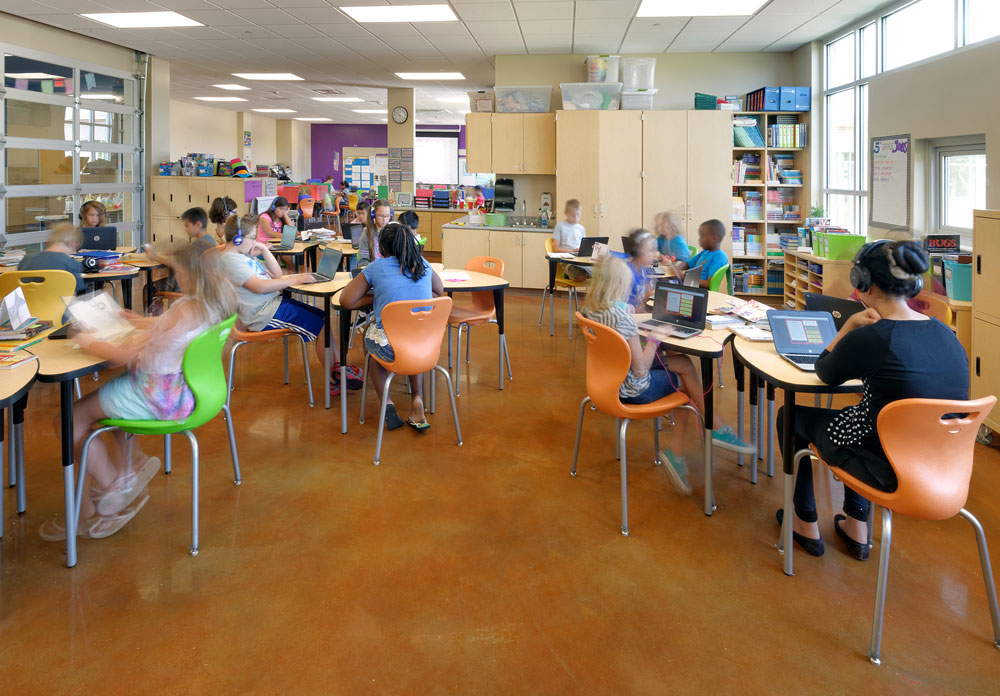Elementary Classrooms Of The Future : Ruff house rescue the future of rescue