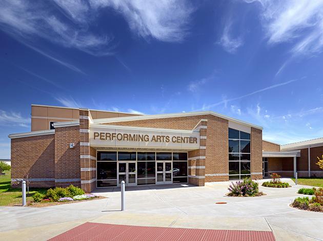 Monett High School Tornado Safe Room Sapp Design